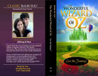 Customer The Wizard of Oz Cover Photo Example