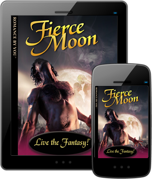 eBook Edition of Fierce Moon