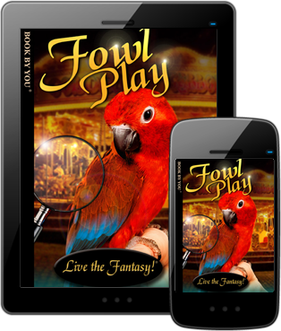 eBook Edition of Fowl Play