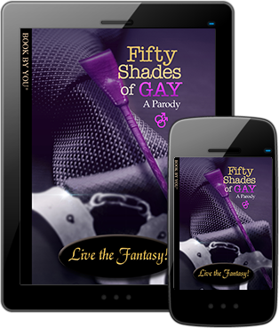 eBook Edition of Fifty Shades of Gay M/M