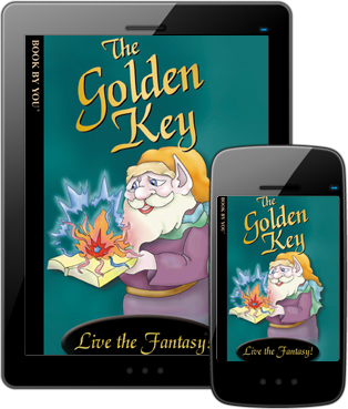 eBook Edition of The Golden Key