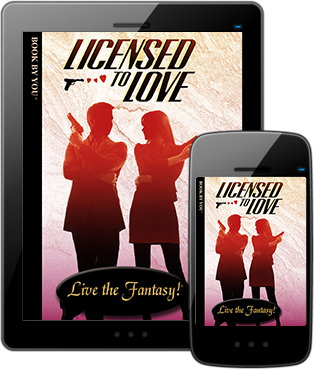 eBook Edition of Licensed to Love