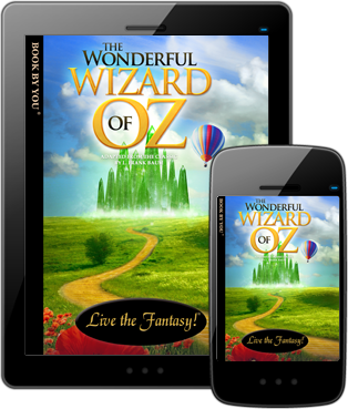 eBook Edition of The Wizard of Oz