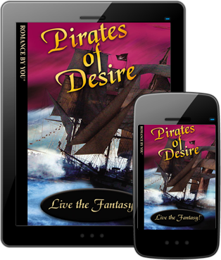 eBook Edition of Pirates of Desire