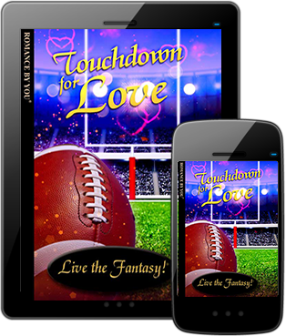 eBook Edition of Touchdown for Love
