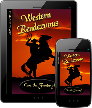eBook Edition of Western Rendezvous