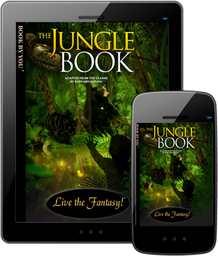 eBook Edition of The Jungle Book