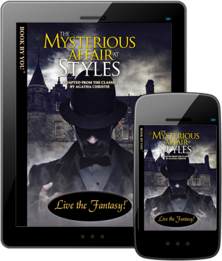 eBook Edition of The Mysterious Affair at Styles
