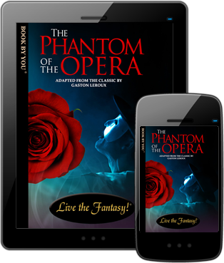 eBook Edition of Phantom of the Opera
