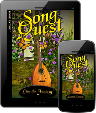 eBook Edition of Song Quest