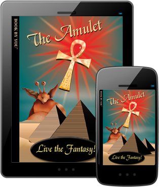 eBook Edition of The Amulet