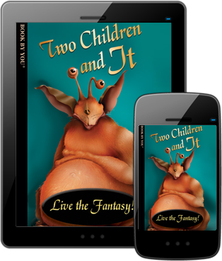 eBook Edition of Two Children and It