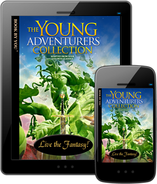 eBook Edition of The Young Adventurers Collection