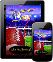 Purchase Touchdown for Love ebook.