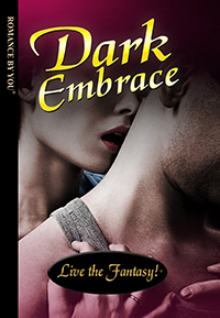 Book Cover for Personalized Preview - Dark Embrace