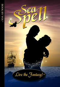 Book Cover for Personalized Preview - Sea Spell