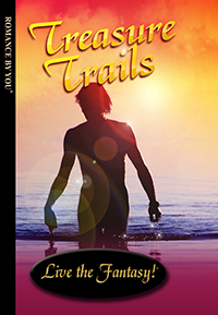 Book Cover for Personalized Preview - Treasure Trails
