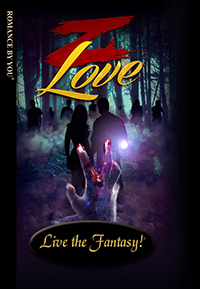 Book Cover for Personalized Preview - Z Love