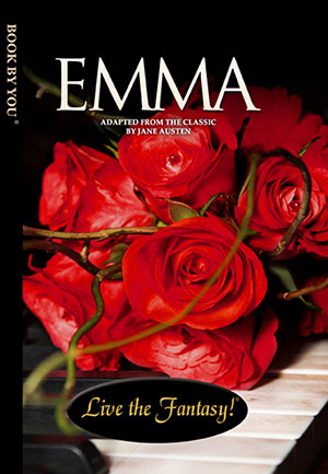 Emma - a personalized classic book.