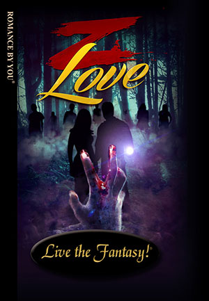 Z Love - a personalized romance book.