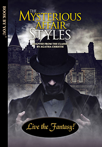 Learn more about our unique book, The Mysterious Affair at Styles.