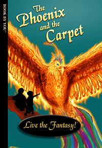Learn more about our unique book, The Phoenix and the Carpet.