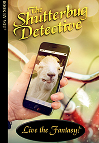 Learn more about our unique book, The Shutterbug Detective.