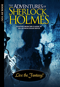 Learn more about our unique book, Sherlock Holmes.