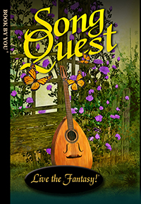 Learn more about our unique book, Song Quest.
