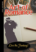 Thumbnail image of front book cover - Art of Romance.