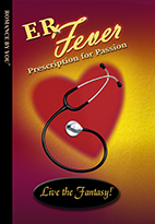 Thumbnail image of front book cover - ER Fever.