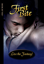 Thumbnail image of front book cover - First Bite.