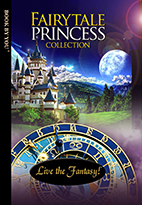 Thumbnail image of front book cover - Fairytale Princess Collection.