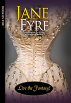 Thumbnail image of front book cover - Jane Eyre.