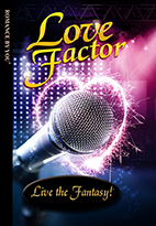 Thumbnail image of front book cover - Love Factor.