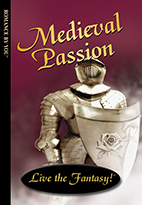 Thumbnail image of front book cover - Medieval Passion.