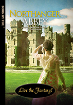 Thumbnail image of front book cover - Northanger Abbey.