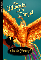 Thumbnail image of front book cover - The Phoenix and the Carpet.