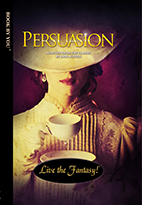 Thumbnail image of front book cover - Persuasion.