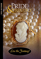Thumbnail image of front book cover - Pride and Prejudice.