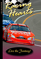 Thumbnail image of front book cover - Racing Hearts.