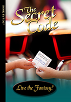 Thumbnail image of front book cover - The Secret Code.