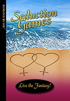 Thumbnail image of front book cover - Seduction Games.