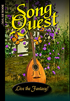 Thumbnail image of front book cover - Song Quest.