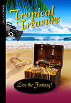 Thumbnail image of front book cover - Tropical Treasure.