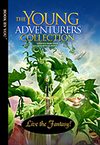Thumbnail image of front book cover - The Young Adventurers Collection.