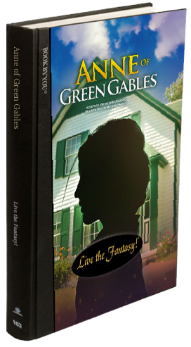 Hardcover Edition of Anne of Green Gables