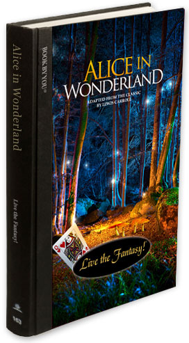 Hardcover Edition of Alice in Wonderland