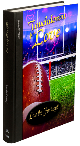 Hardcover Edition of Touchdown for Love