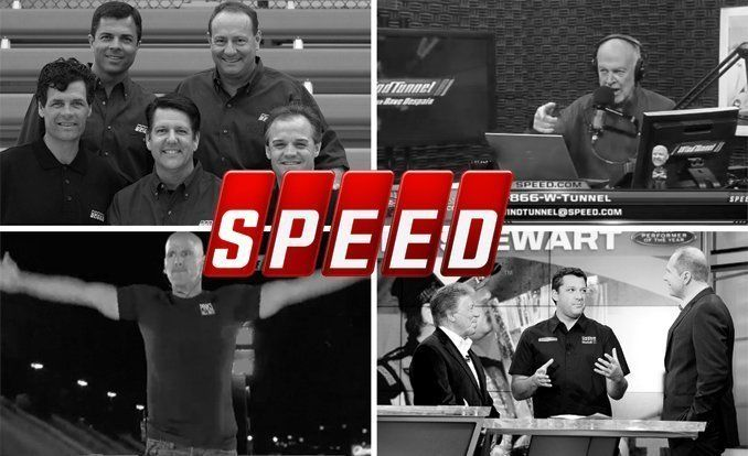 Video Thumbnail Of the Speed Channel Promotion logo.